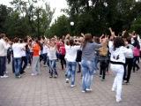 Флешмоб Арива и Германия Алые паруса 2012